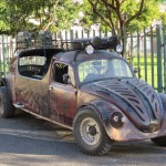 Blacksmithing Art Car chyma metal artist Cape Town