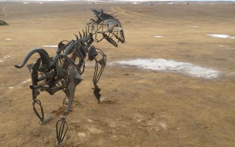 Metal Art and Sculptures