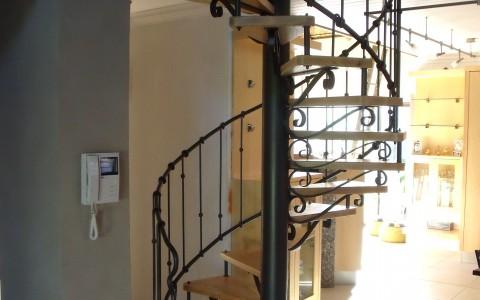 Balustrades and Stairways